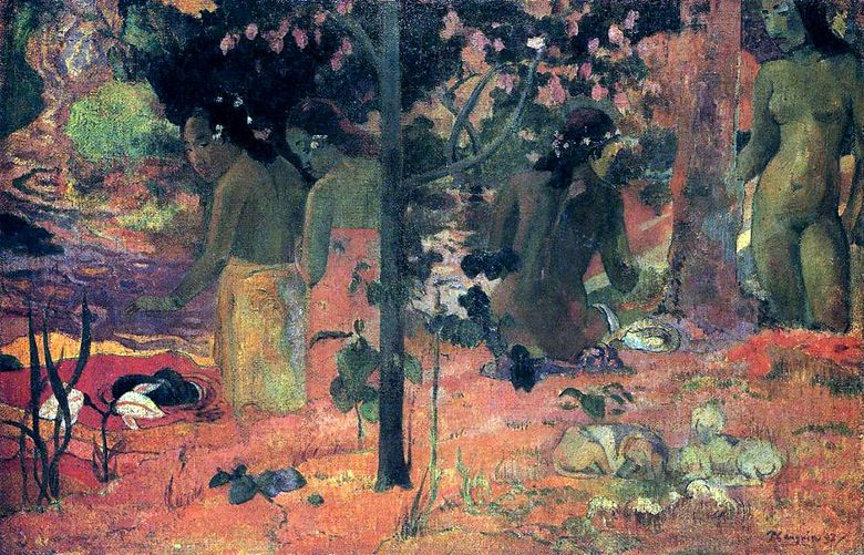 Badare   Paul Gauguin