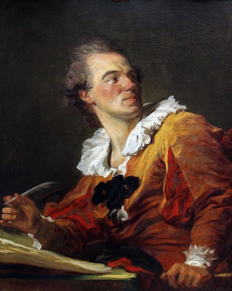 Inspiration   Jean Honore Fragonard