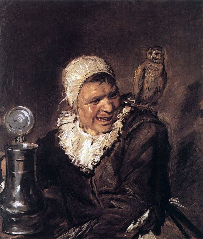 Malle Babbe   Frans Hals