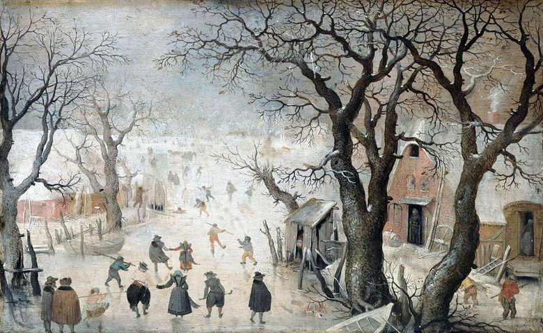 Winter in the City   Averkamp Hendrick