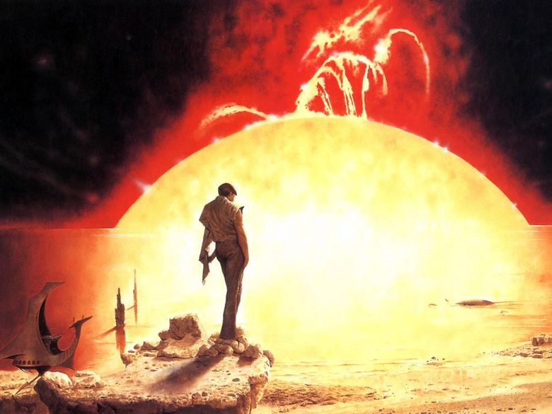 End of Eternity   Les Edwards